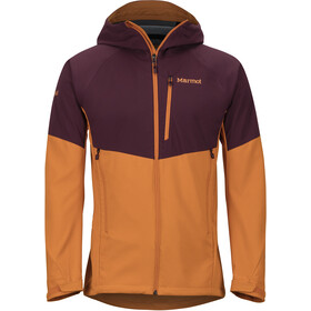 Marmot ROM Chaqueta Hombre, fig/hawaiian sunset